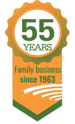 Family business since 1963